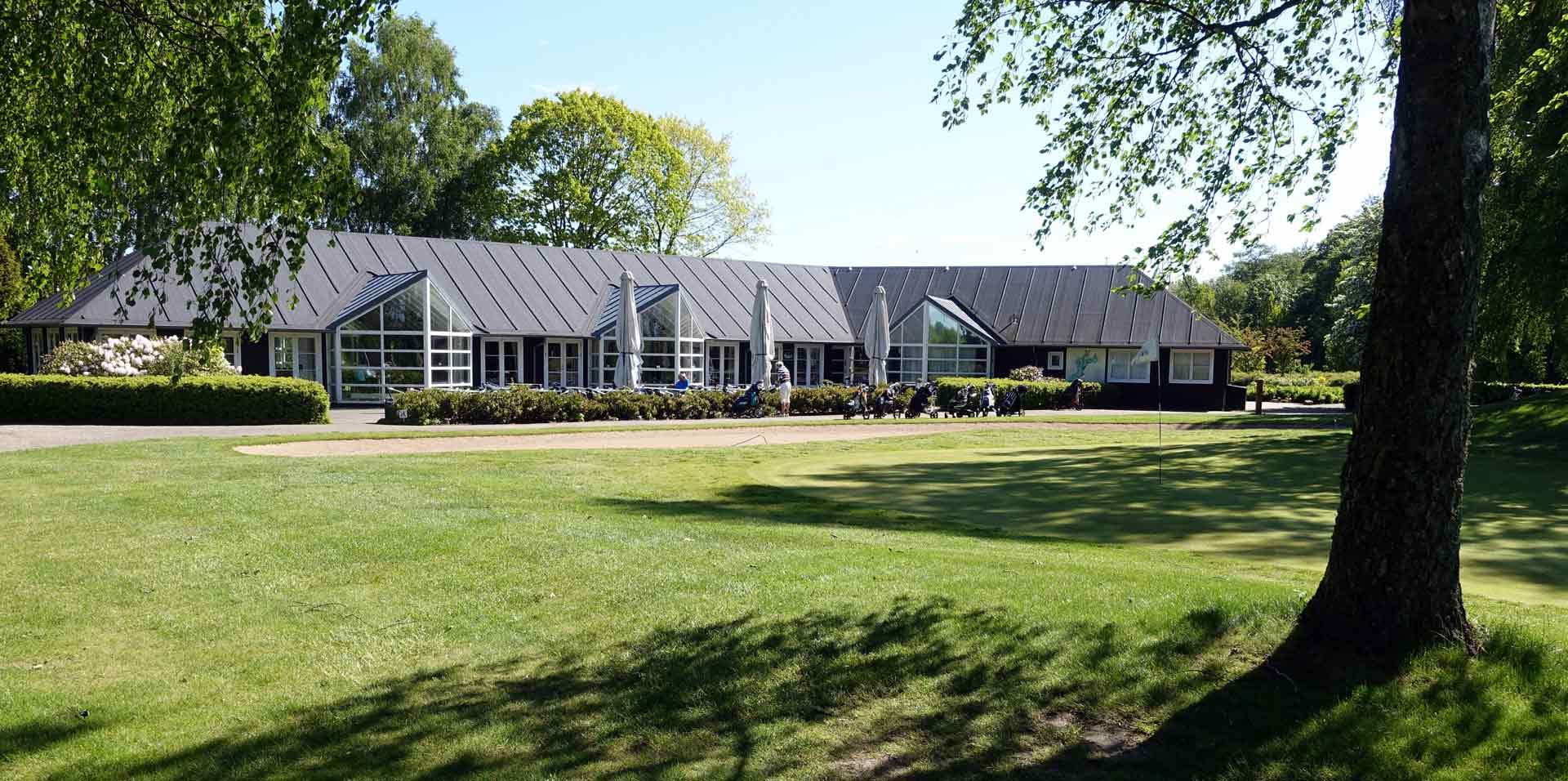 Fredensborg golf klubhus